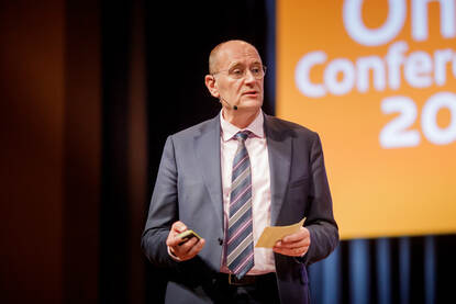 Hans de Vries One conference 2019